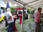 Hochzeit in der Straussenfarm in Rhm.-Schwarzach