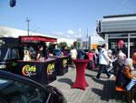 Autohaus-Eröffnung in Gernsbach