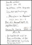 """""""Menschen im November Einband Teil 1"""" / datiert 10.11.96"""