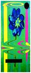 """""""Kokade I"""" / Werkverzeichnis 2.219 / datiert 24.07.99 / Fotoveränderung von Öfen als Tintenstrahldruck auf Papier / Maße b 42,0 cm * h 59,4 cm"""
