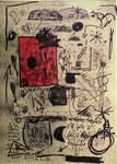 """""""Die Ein- und Ausführung der rot werdenden Bio-Tonne"""" Espelkamp, den 16.12.1993, Werkverzeichnis 385 Technik siehe Anfang, b 29,7 cm * 42,0 cm"""