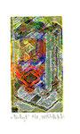 """""""Lucky 8"""" / Werkverzeichnis 2.251 / datiert 08.99 / Fotoveränderung von Spielautomaten als Tintenstrahldruck auf Papier / b 10,5 cm * h 15,0 cm"""