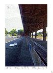 """""""o. T. 1/1"""" - 2 - Werkverzeichnis 2.149 / datiert 14.07.99 / Fotoveränderung als Tintenstrahldruck und Filzstift auf Papier / Maße b 10,5 cm * h 15,0 cm"""