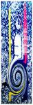 """""""Kokade VI"""" / Werkverzeichnis 2.224 / datiert 24.07.99 / Fotoveränderung von Öfen als Tintenstrahldruck auf Papier / Maße b 42,0 cm * h 59,4 cm"""