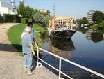 Belle-Ile : canal de l'Ourhe