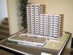 1/72マンション模型 約140万円