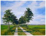 """""""Birkenweg""""  40 x 50 cm"""
