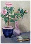 """""""Rose""""  48 x 33 cm"""