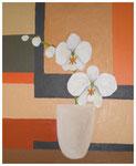 """""""Blume""""  50 x 40 cm (verschenkt)"""