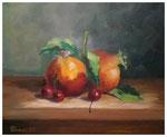 """""""Granatäpfel""""  24 x 30 cm"""