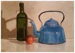 """""""Wasserkessel""""  36 x 50 cm"""