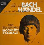 Karl Stangenberg: Blockflöte + Cembalo