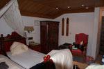 Unser Zimmer im Hotel in Bayern bei Regensbuch
