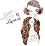 あいらぶ Leopard