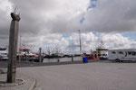 Le port d'Havneby
