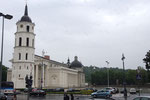 La cathédrale et son célèbre clocher