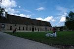 Le bâtiment qui abrite la galerie.