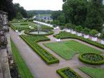 Jardins dessinés par Le Nôtre.