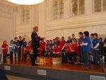 musikalische Umrahmung der Weihnachtsfeier des Kultusministerium im Stuttgarter Schloss 2011