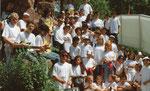 Auftritt bei der internationalen Gartenbauausstellung Stuttgart 1993