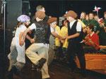Württemberg. Schulchortage, franz. Lieder rund um Müllers Mühle 2002