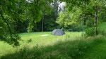 Zelt- und Camperwiese