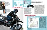 MOTORRAD 20/2010 Seite 2 -Yamaha WR 250 X