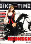 2007 - Cover Biketime Schweiz