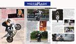Motorage xTreme magazine Hungary 2010