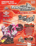 Admission Ticket, Irish Motorbike Show 03.2011 Dublin