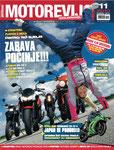 Motorevija Titelseite, Kroatien 12.10