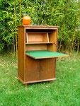 Petit meuble secrétaire vintage