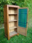 Petite armoire bibliothèque rétro vintage