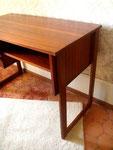 Bureau bois style moderniste vintage