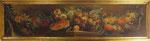ANTIQUES - Oil painting on canvas - Still life (1920 - 1929) - Antiquariato - Dipinto ad olio su tela - Natura morta - (1920 - 1929) - Misure cornice cm 66 X cm 239 Misure dipinto circa cm 58 X cm 231