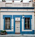 The fort of the house / La fachada de la casa