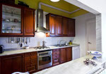 The kitchen / La cocina