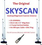 Antena móvil/portable RX tipo Skyscan