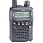 """Escáner de mano tipo """"walkie"""""""