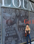 ROLLING STONE RESTAURANT - WIR HOFFTEN AUF EIN LIVE KONZERT VON METALLICA IN L.A. :-))