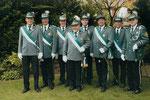 6 Kompanie Offiziere