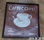Cappuccino         verkauft / verschenkt