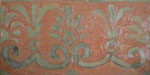 o.T.2, 1992, Öl auf Leinwand, 50x100 cm