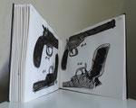 188 Pistolen von Vladimir Sitnikov, 2010, Künstlerbuch