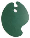 """""""Große Palette"""", 2005, Sperrholz durchbrochen und Ölfarbe, 77x60 cm"""