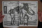 """Michail Bulgakow """"Die verhängnisvollen Eier"""", 2010 Künstlerbuch"""