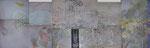 """""""Приобщение к прекрасному"""", 1992, масло, холст, 13 холстов: общий размер 300x1000 cm"""