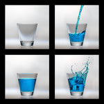 Boden, Rita - Blue Water