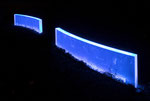 "Bettina Schmidt - ""blaues Licht"""
