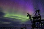 "Steffen Dörfel - ""Aurora borealis"""